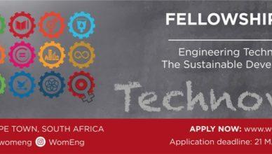 Women in Engineering Fellowship Program