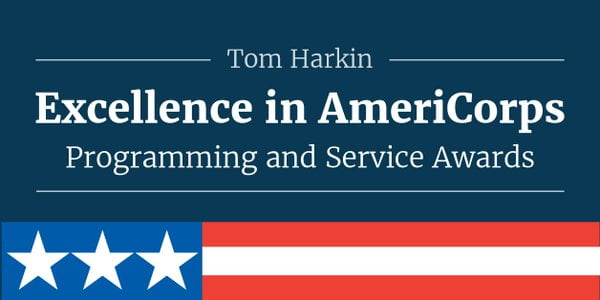 Excellence in AmeriCorps Programming and Service Awards