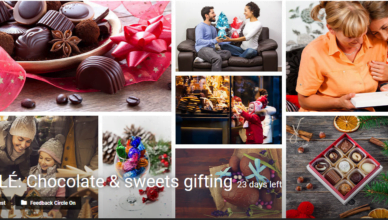 NESTLÉ: Chocolate & sweets gifting contest