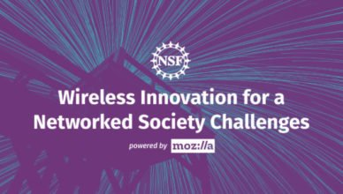 NSF WINS Wireless Challenges