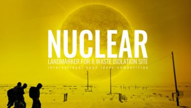 NUCLEAR - landmarker for a waste isolation site design competition