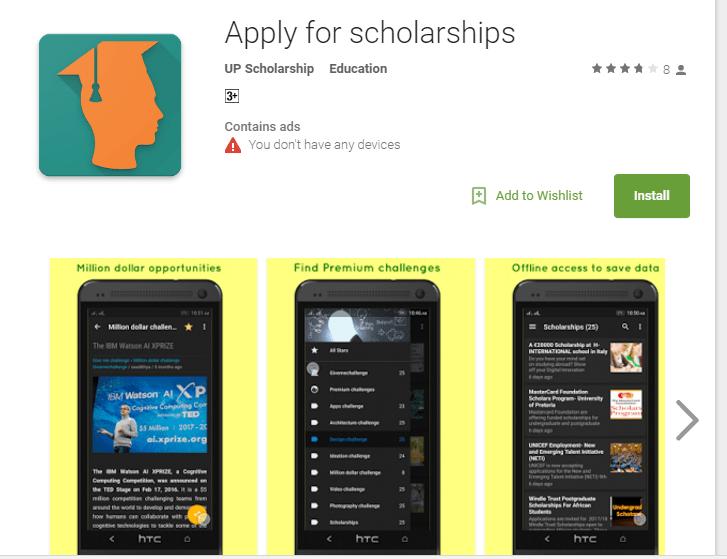 Givemechallenge app