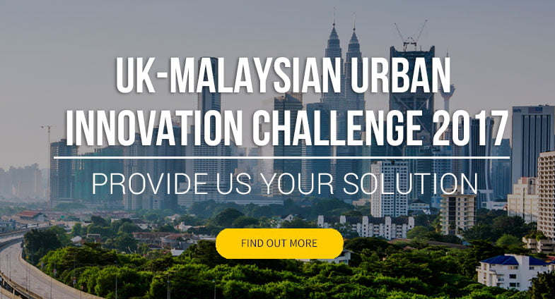 UK-Malaysia Urban Innovation Challenge