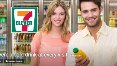 7- Eleven: a cold drink at every visit