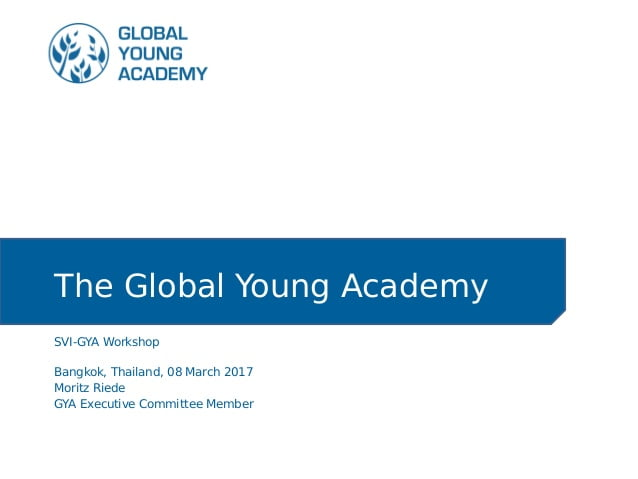 Global Young Academy -Pattaya, Thailand