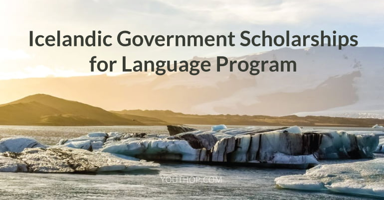 Icelandic Government Scholarships for Language Program
