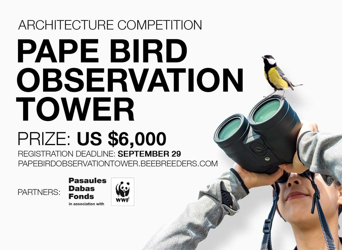 Pape Bird Observation Tower competition