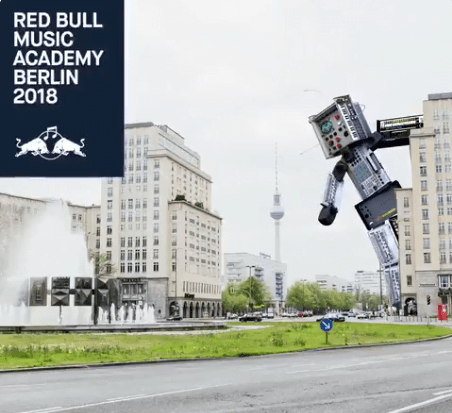 Red Bull Music Academy 2018 for Music Makers Worldwide