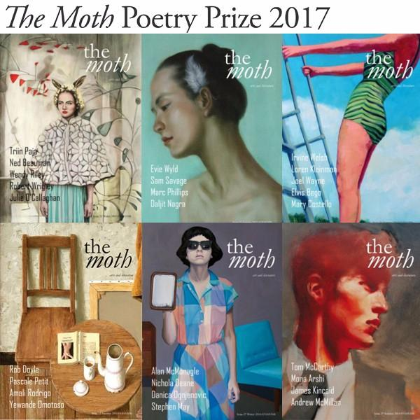 The Moth Poetry Prize 2017