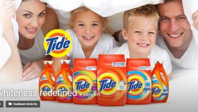 Tide whiteness redefined contest