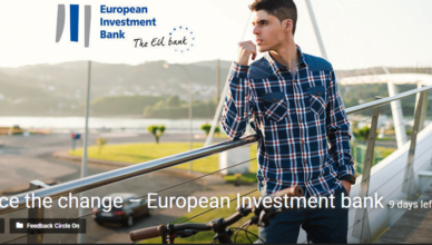 Embrace the change – European Investment bank