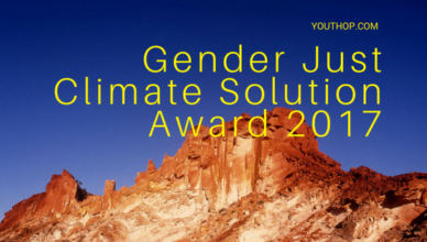 Gender-just Climate Solutions Award 2017