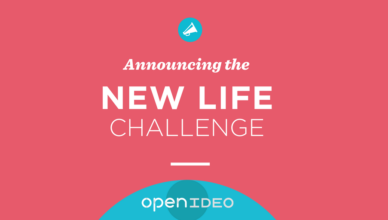 OpenIDEO reimagine the new life experience challenge