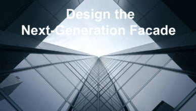 Design the Next-Generation Facade competition