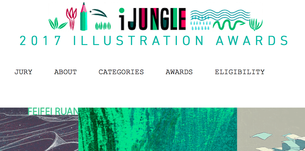 iJungle International Illustration