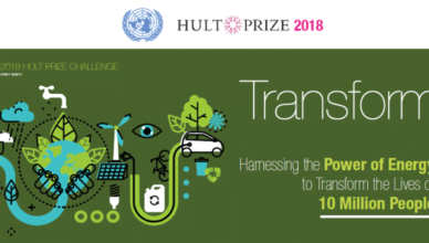 Hult Prize Competition 2018