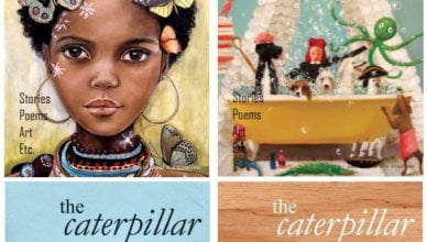 Caterpillar Poetry Prize