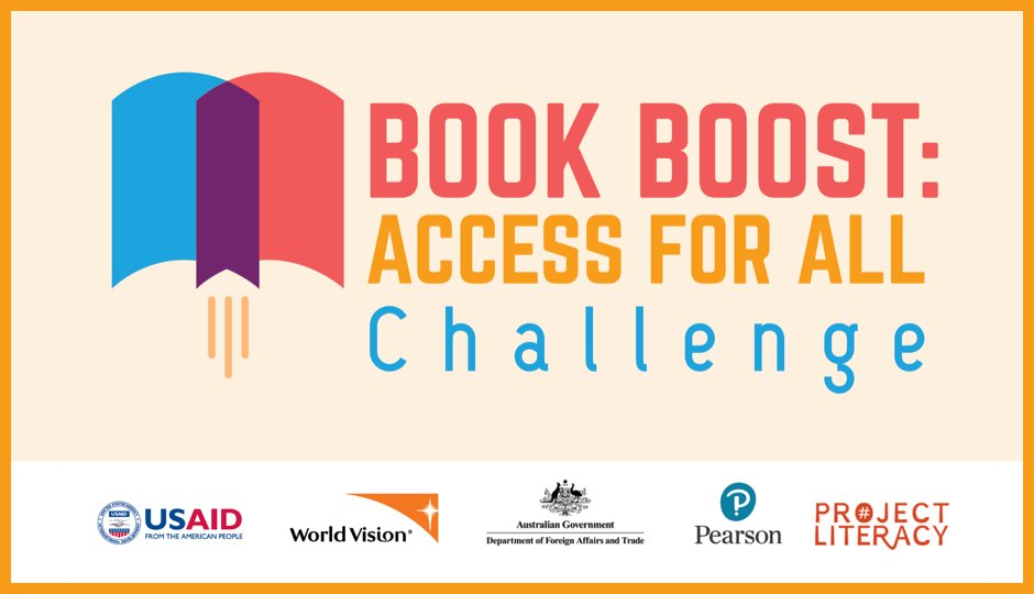 Book Boost: Access for All Challenge