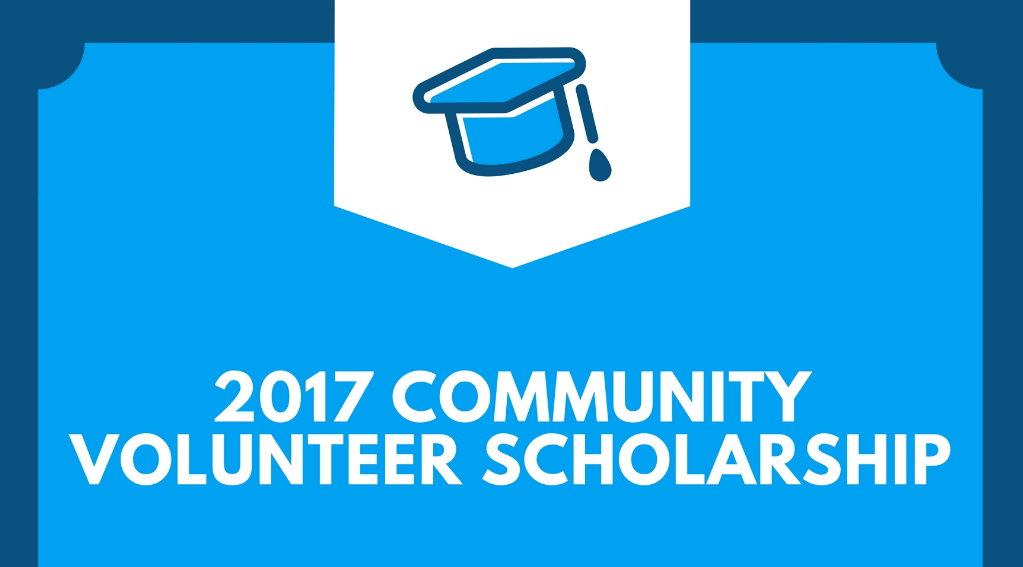 Community Volunteer Scholarship