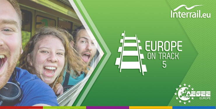 Travel Around Europe as an Ambassador for the Europe on Track Project