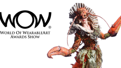 World of WearableArt (WOW) Designer Competition