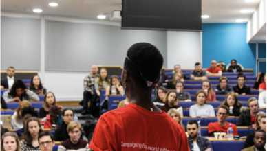 Apply for Restless Development's Youth Stop AIDS UK Speaker Tour 2018