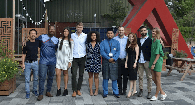 Collective Global Accelerator 2018 for Social Entrepreneurs