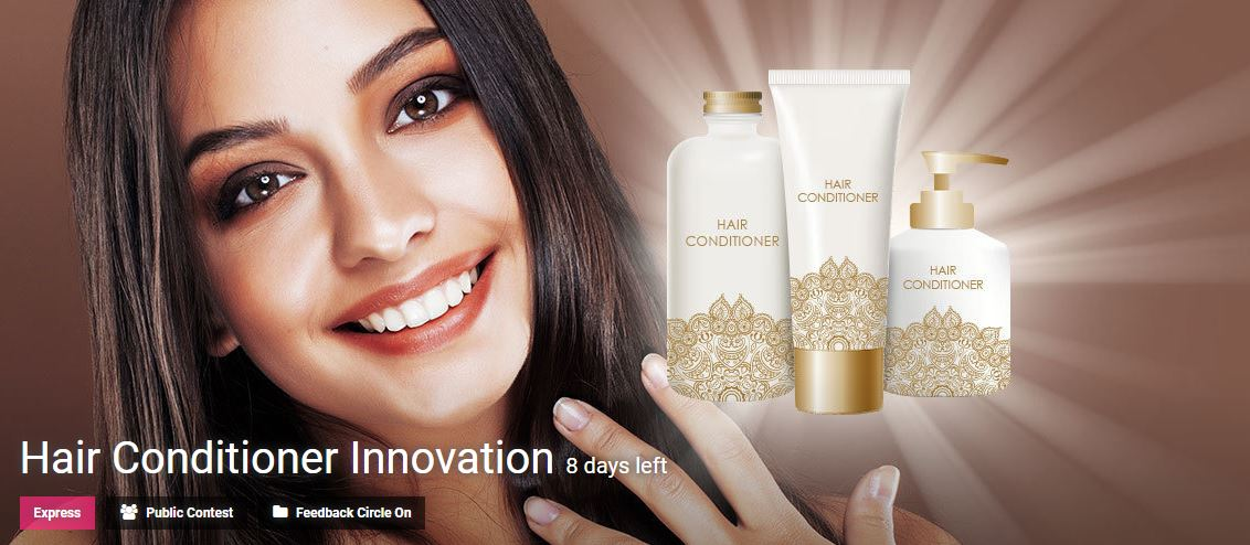 Hair Conditioner Innovation contest