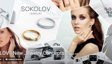 SOKOLOV - New Jewelry Concepts challenge