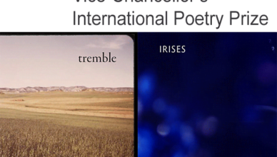 The 2018 University of Canberra Vice-Chancellor's International Poetry Prize