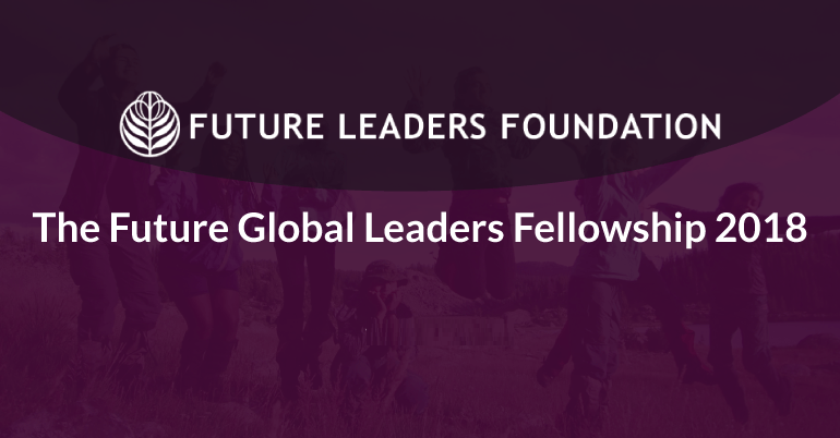 The Future Global Leaders Fellowship