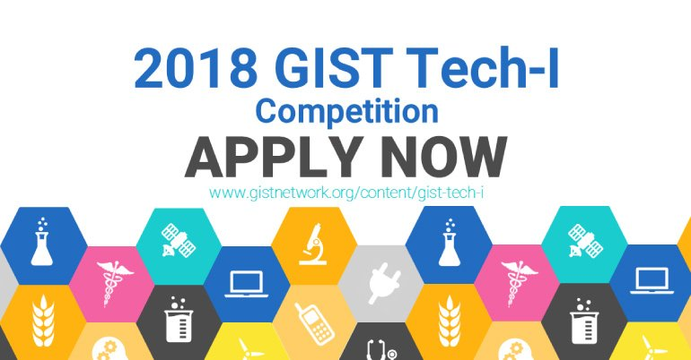 The GIST Technology Idea (Tech-I) Competition 2018 in Istanbul