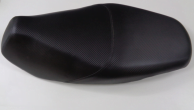 Heat build-up resistant seat material for 2 wheelers challenge