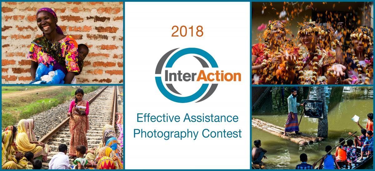 InterAction's Photo Contest 2018