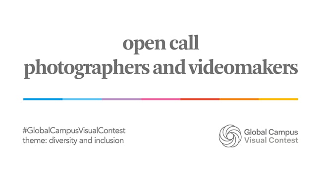 4th Global Campus Visual Contest for Photographers