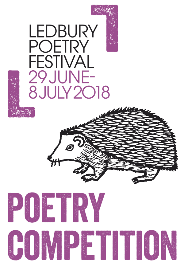 Ledbury Poetry Competition 2018