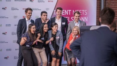 Talent Meets Bertelsmann