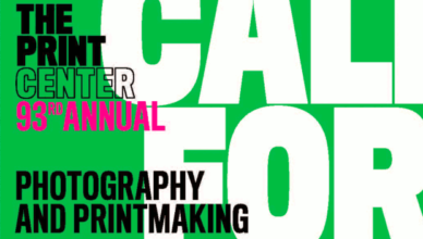 The Print Center's 93rd Annual International Competition