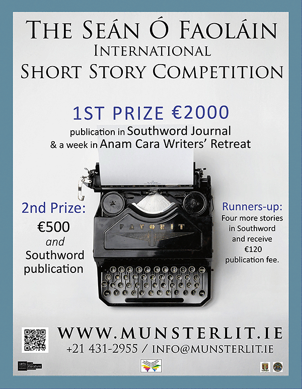 The Seán Ó Faoláin Short Story Competition