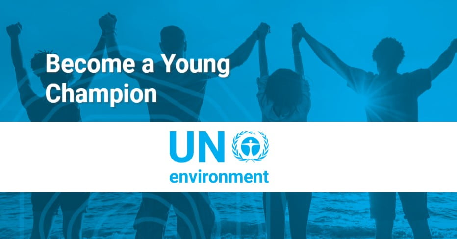 UNEP Young Champions of the Earth 2018