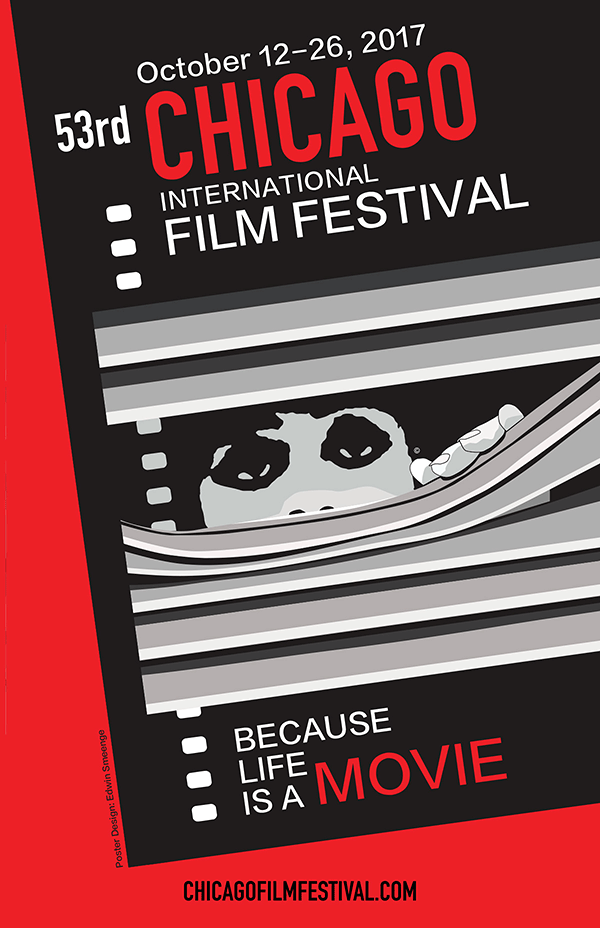 54th Chicago International Film Festival poster design competition
