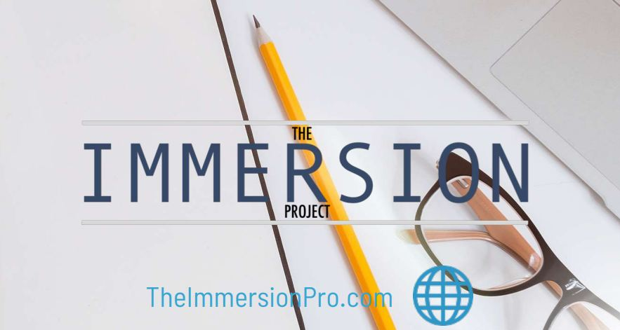 Apply for the Immersion Project for Young Talents 2018