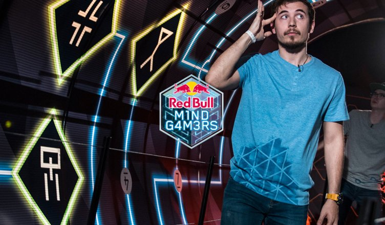 Challenge your Memory — Red Bull Mind Gamers