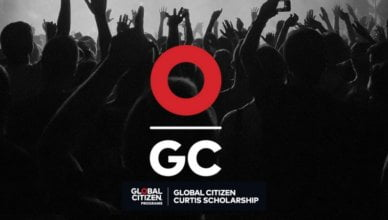 Global Citizen Curtis Scholarship 2018 for U.S. and U.K. Youth