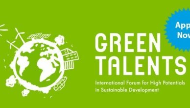 Green Talents – International Forum on Sustainable Development 2018