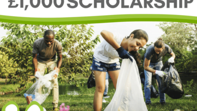 GreenMatch Community Service Scholarship
