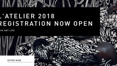 L'Atelier Art Competition 2018