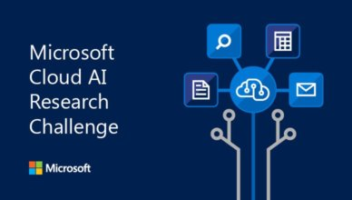 Microsoft Cloud AI Research Challenge