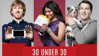 Nominations Open for Forbes' 30 Under 30 List