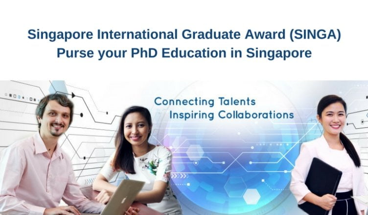 Singapore International Graduate Award